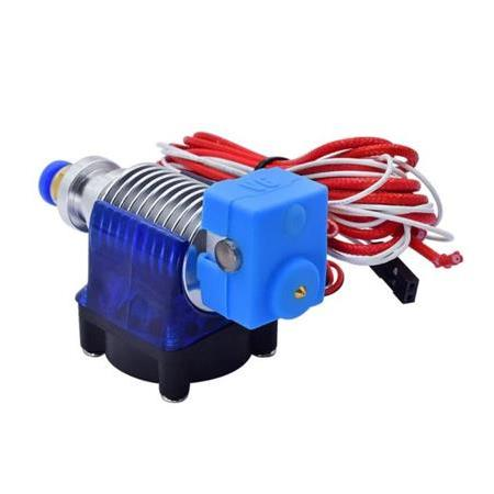 12v v6 Rakorlu Fanlı Hotend Set(4.1 Bore Barrel)